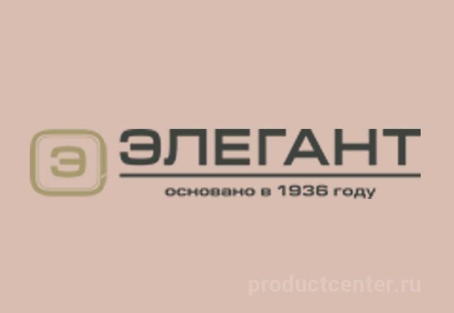 Швейная фабрика Элегант