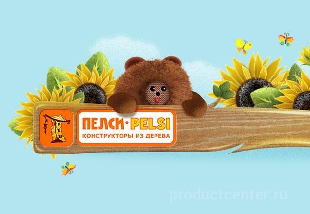 ООО Фабрика деревянных игрушек ПЕЛСИ